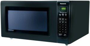 Panasonic NN-H965BF  Genius 1250 Watt Sensor Microwave Oven with Inverter Technology_